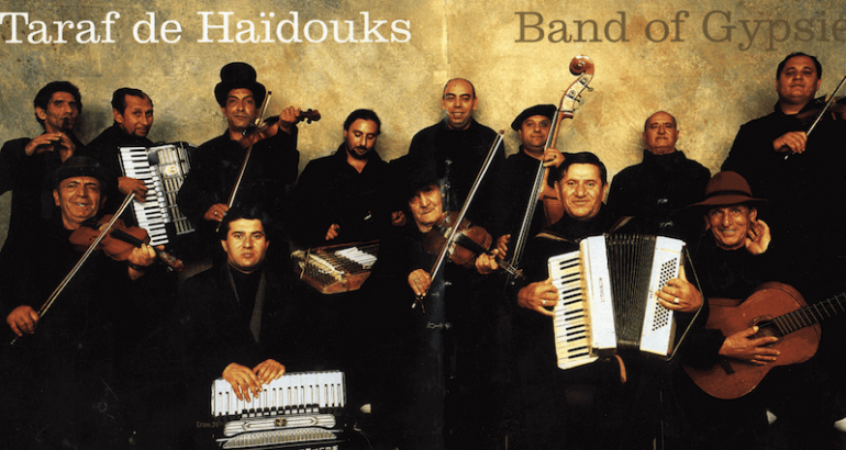 CD - Taraf de Haïdouks, Band of Gypsies 1
