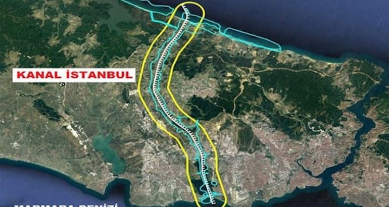Turquie : Erdoğan relance le pharaonique projet Canal Istanbul
